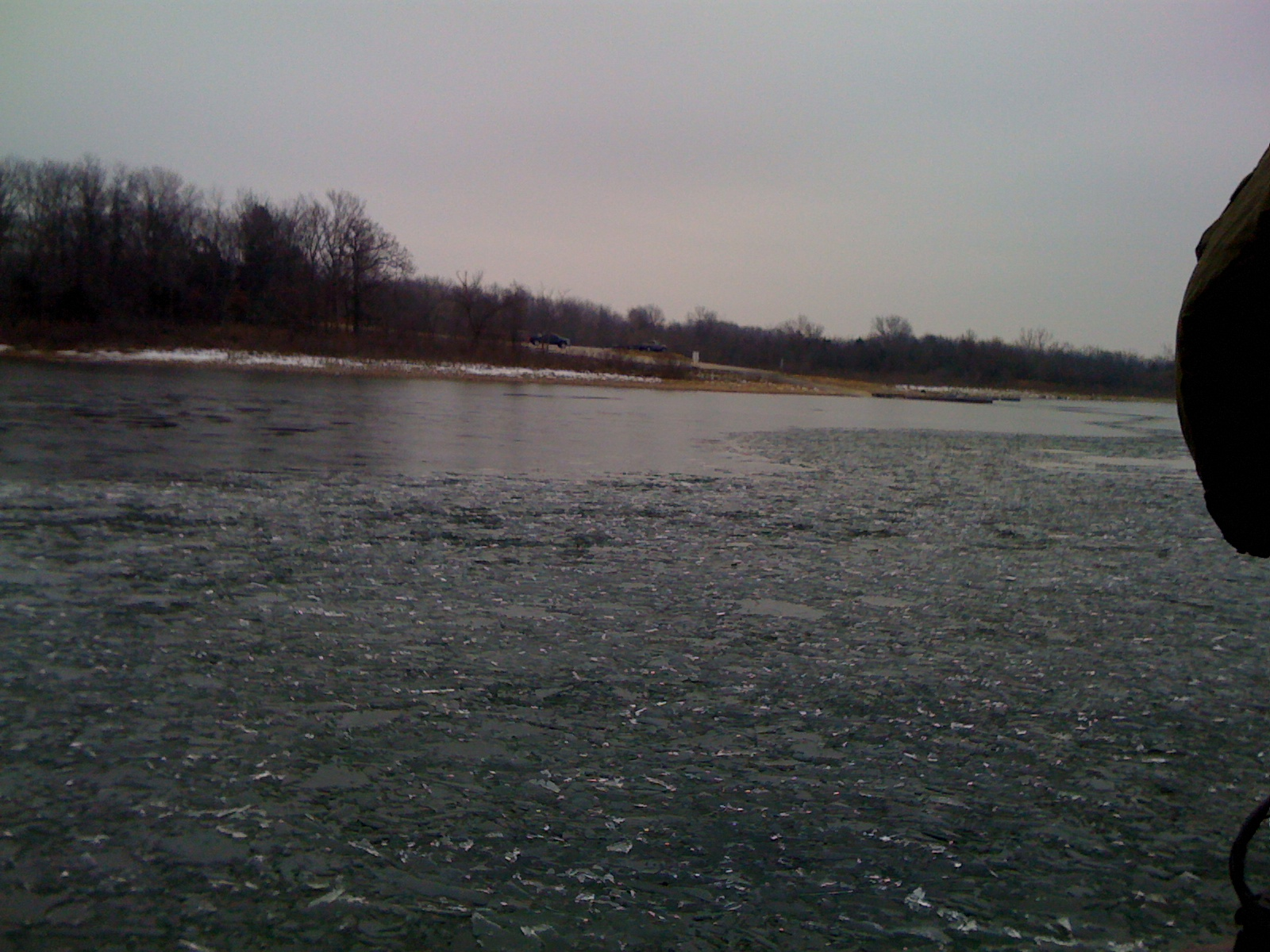 All frozen stockton lake ozarkanglers com forum for Stockton lake fishing report