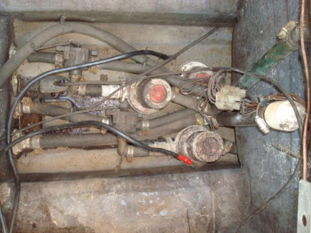 Livewell Plumbing Rebuild- 86' Ranger 375V - Tips & Tricks ... on