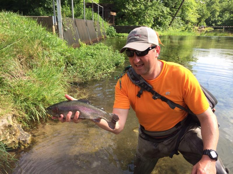 First trip to montauk fly fishing in july catch and for Montauk fishing report