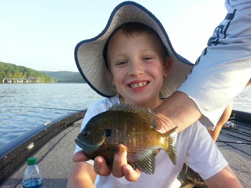 July 8th fishing report and ramblings table rock lake for Table rock lake fishing guide