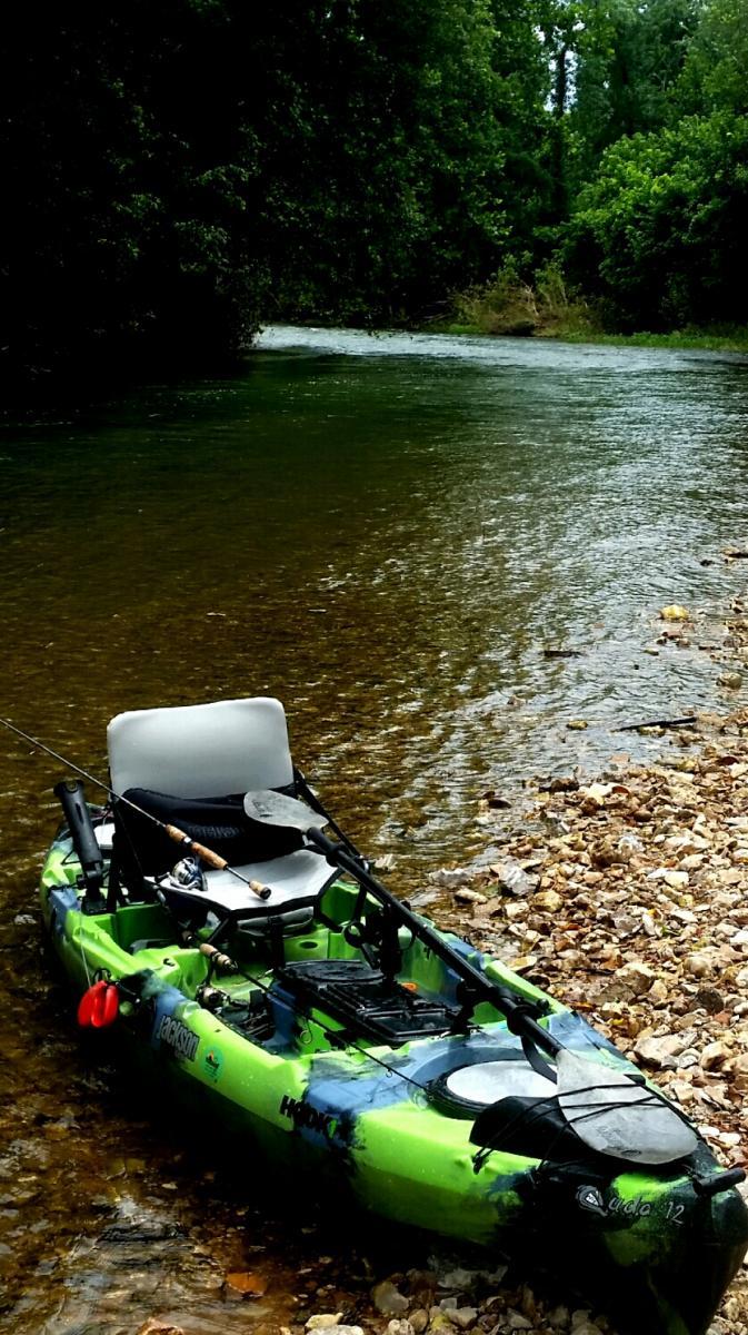 Family River Scouting Trip