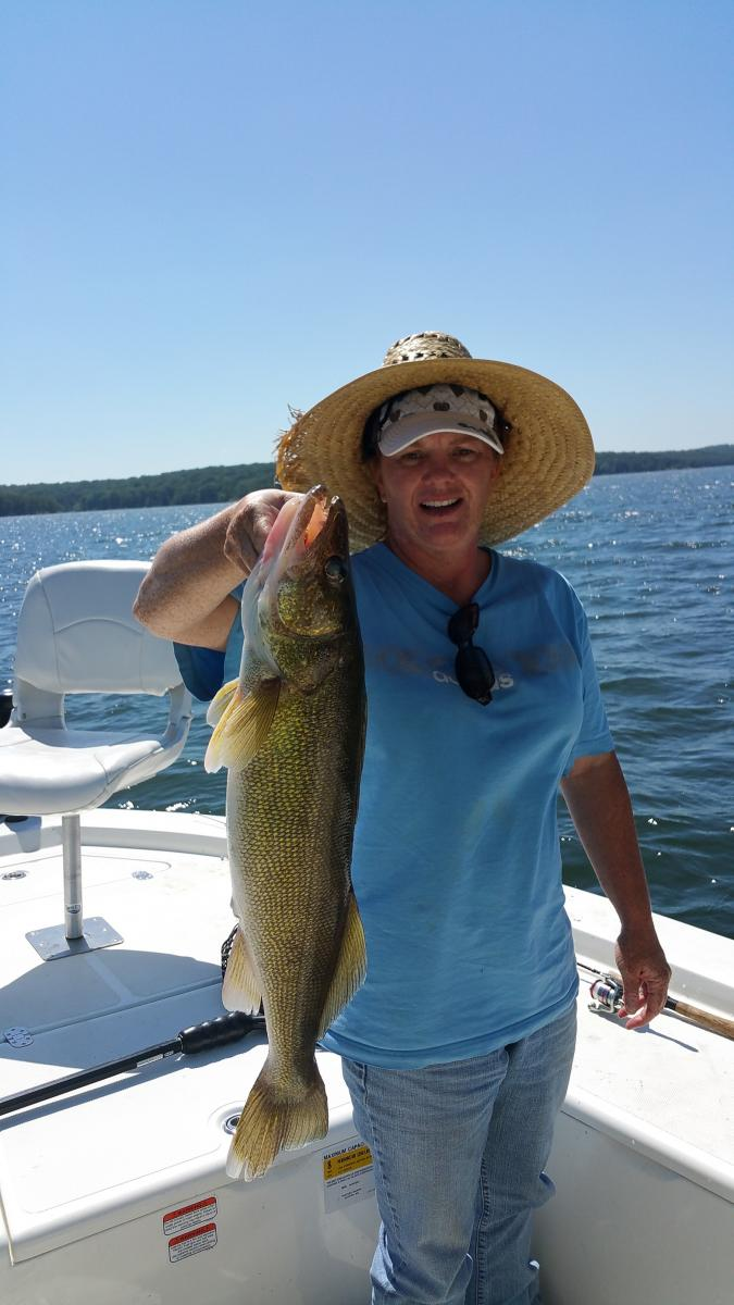 Walleye report stockton lake ozarkanglers com forum for Stockton fishing report
