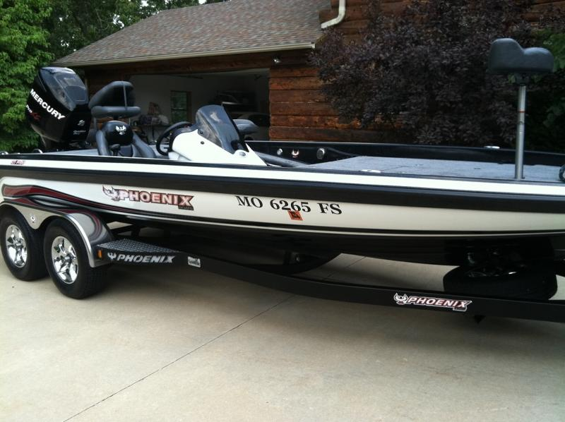 2012 phoenix 921 proxp bass boat for sale buy sell for Bass fishing boats for sale