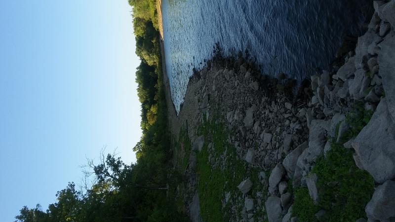Low low low water stockton lake ozarkanglers com forum for Stockton lake mo fishing report