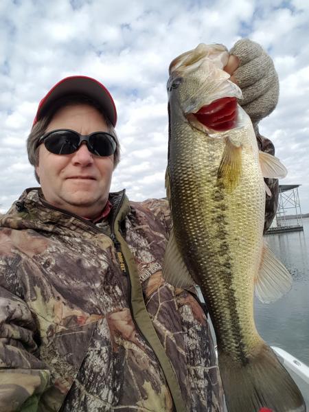 Fishing report 1 1 17 stockton lake ozarkanglers com forum for Stockton lake fishing report
