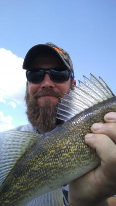 Walleye and stuff show off video added stockton lake for Stockton lake fishing report