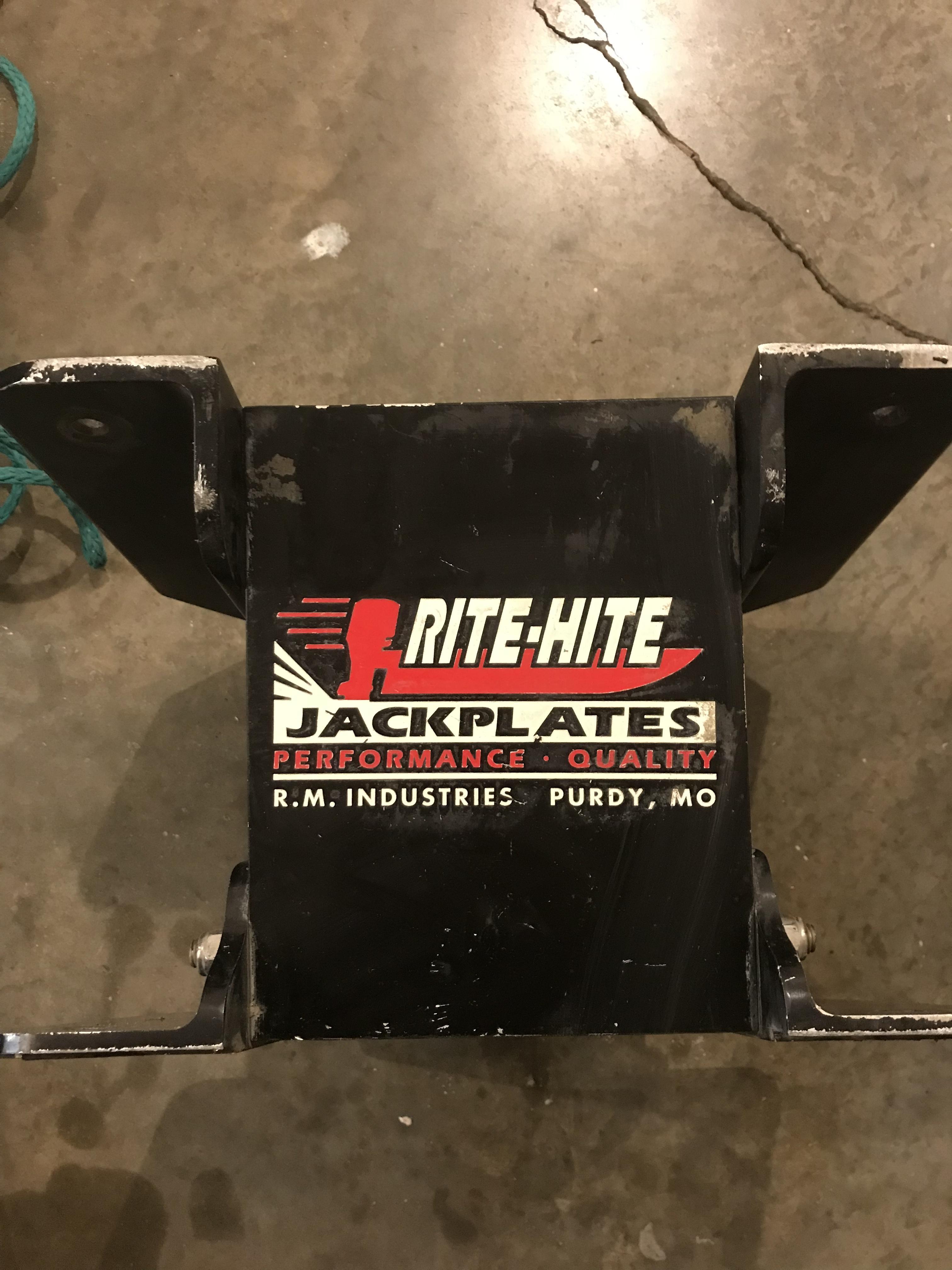 "Rite Hite 10"" jack plate - Buy - Sell - Trade ..."